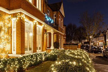 Allied Electrical Christmas Lighting Installation