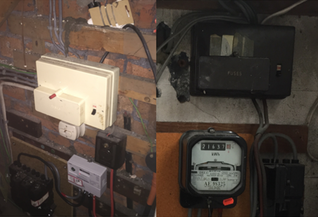 Consumer Unit In Need Of Replacement